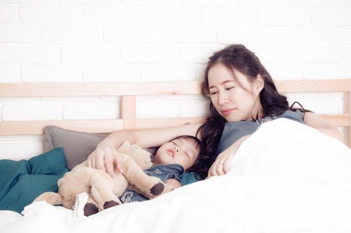ママの体と心を守るために!出産後の睡眠時間確保のコツ