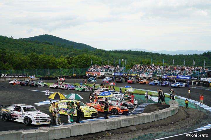 2018D1GP Rd.7エビスサーキット・南コース<動画レポート>   Team ...