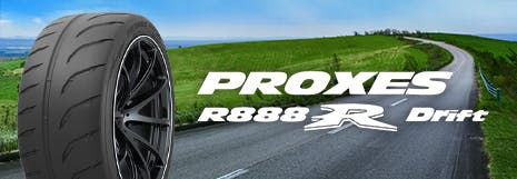 PROXES R888R Drift
