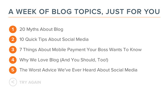 hubspots-blog-topics-generator-result