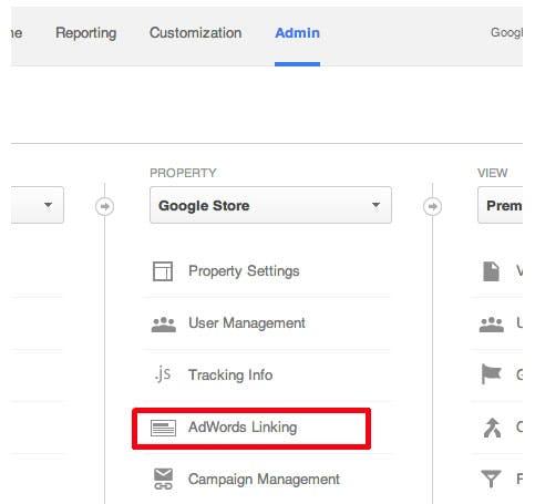 google-analytics-adwords-links-admin