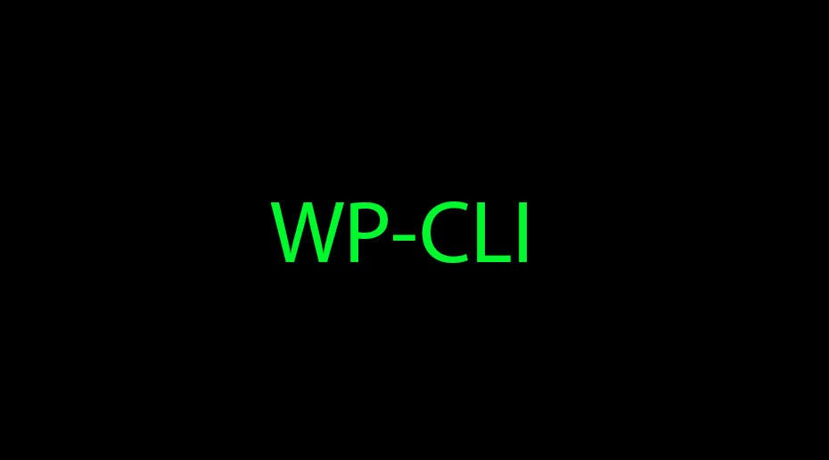 WP-CLI is a command-line tool used specifically for WordPress