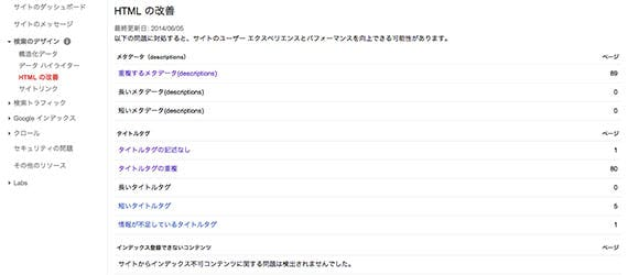 google-webmaster-tool-html-improve