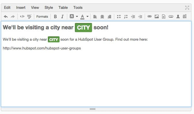 hubspot-use-personalization