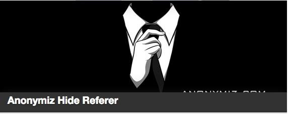 Anonymiz Hide Referer plugin thumbnail