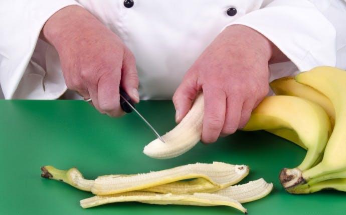 腸の老化防止にもなる! ホットバナナの作り方