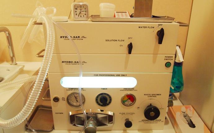 「菌トレ!」ライターが本気体験! コロンハイドロセラピーで腸内環境をリセット