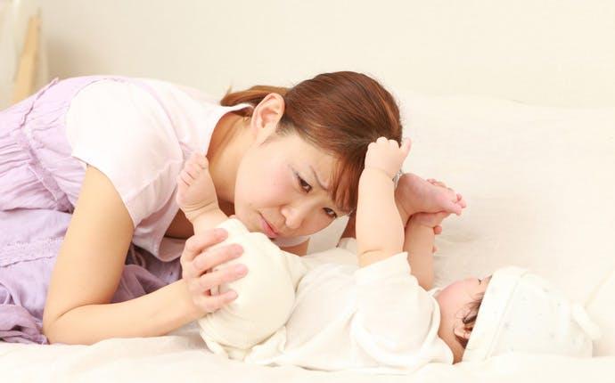 赤ちゃんのうんちはなぜ酸っぱい臭いがするの?