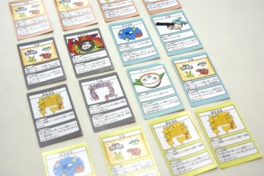 腸内環境を楽しく学ぶ! ボードゲーム「バクテロイゴ」とは?