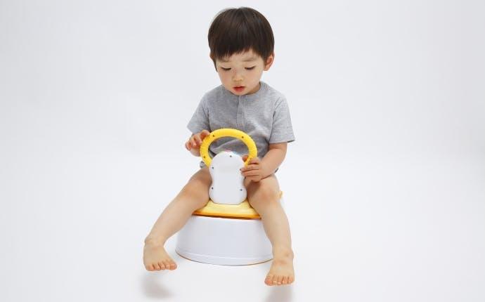 子どもの便秘を防ぐ、トイレトレーニングのポイント