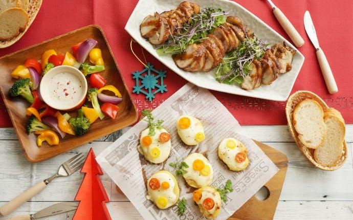 クリスマスも菌トレ! 管理栄養士が教える、発酵食品を使ったパーティーメニュー3選