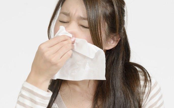 下剤と花粉症