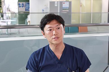 順天堂大学医学部附属順天堂医院・消化器内科の石川大先生