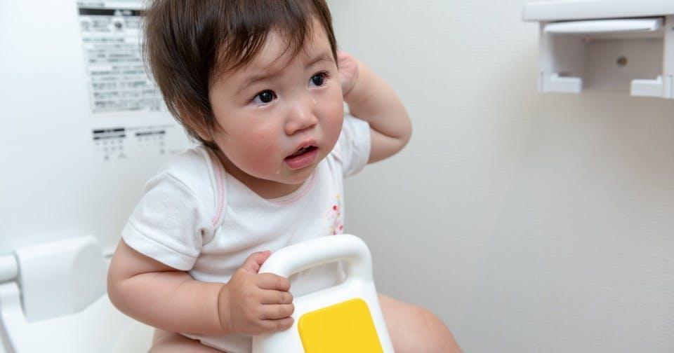 赤ちゃんからはじまる便秘問題