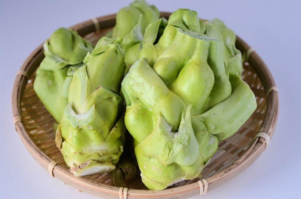 世界の発酵食品レシピvol.14:ザーサイ入りポテトサラダ