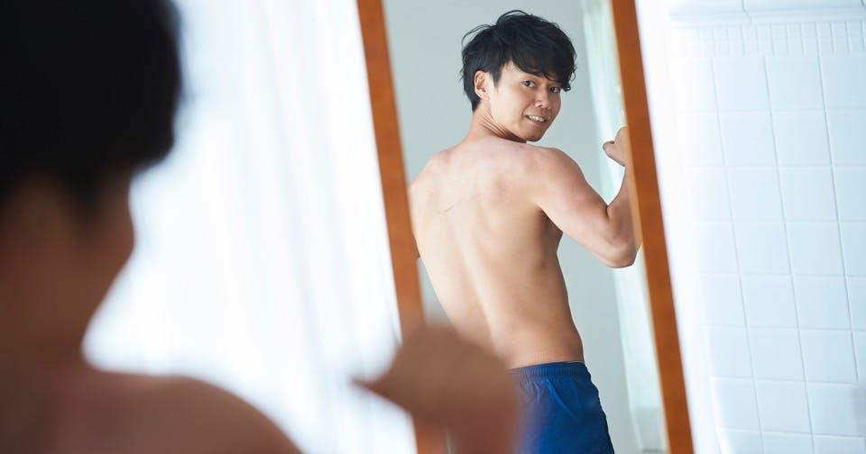 20代からはじめる「細マッチョ」のつくり方 【男のkintre!:20代・前編 ...