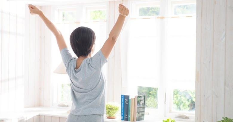 """睡眠もトレーニング!ぐっすり眠ってすっきり目覚められる""""習慣""""を探そう!"""