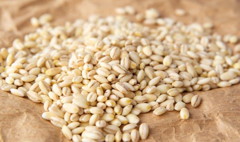 「運動不足便秘」になってるかも?もち麦で腸内環境を整えよう!:もち麦とバナナのプリン