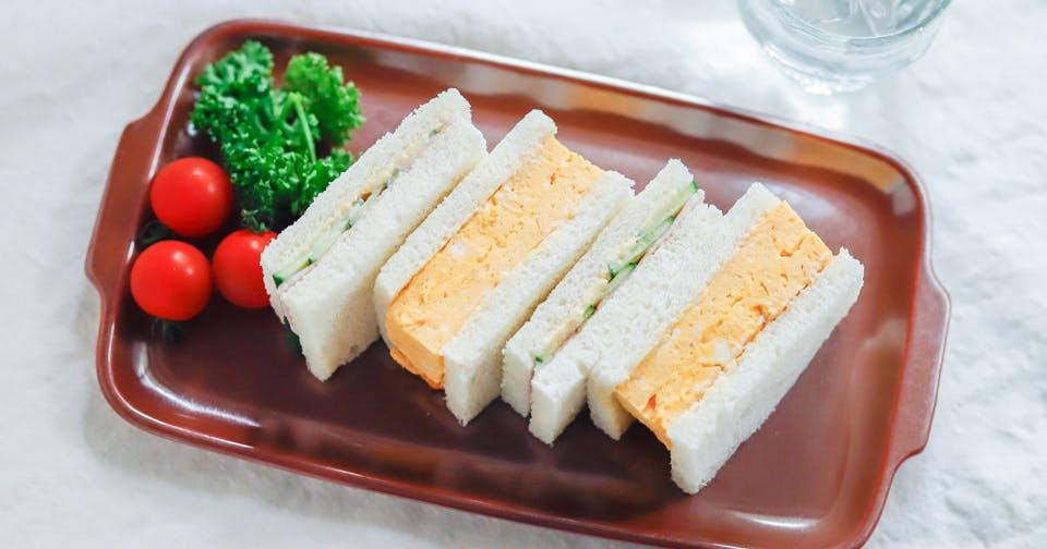不足しがちなカルシウム&乳酸菌を「チーズ」でプラス!:クリームチーズ味噌サンド