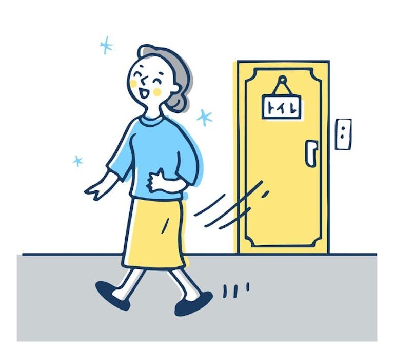 【専門家監修】うんちが便器にこびりつく原因は腸にある? 便器を汚さないための対処法