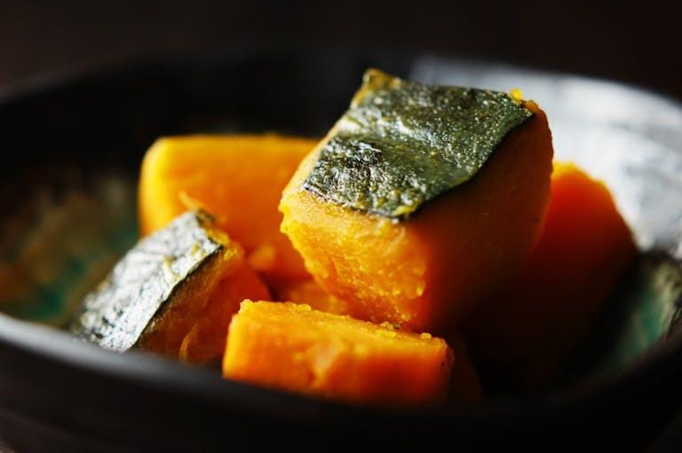旬のかぼちゃ&りんごの便秘対策レシピ!:パンプキンアップルパイ