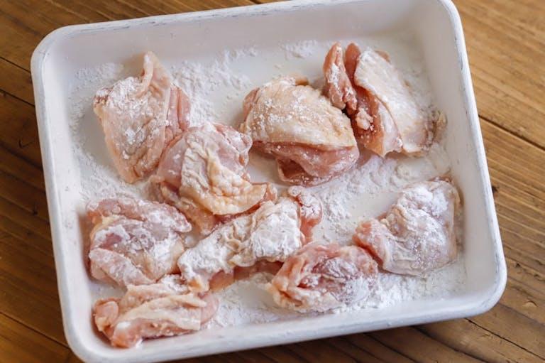 餅の食べすぎに、食物繊維&アミラーゼが豊富な絶品鍋!:揚げ餅と鶏のみぞれ鍋
