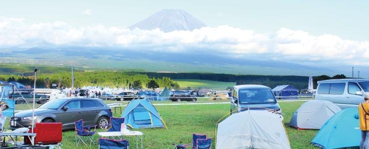 キャンプイベント『GO OUT CAMP』