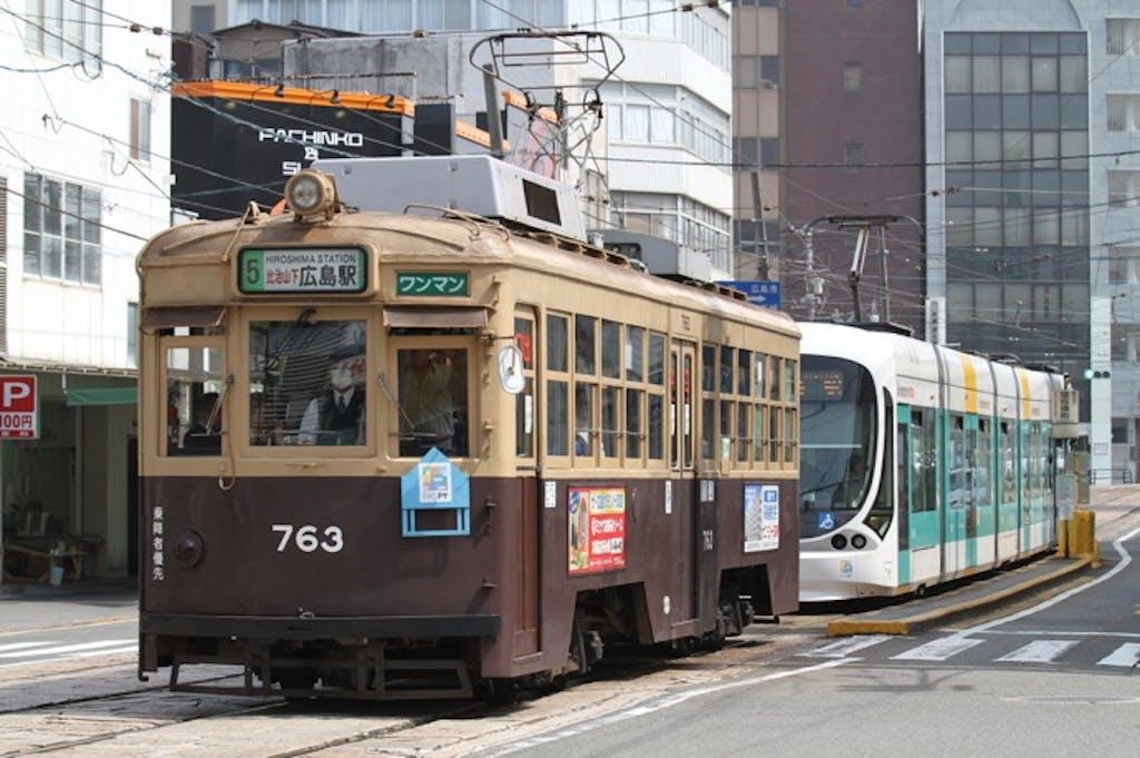 敷 内 軌道 路面電車がいる場合の交通ルール