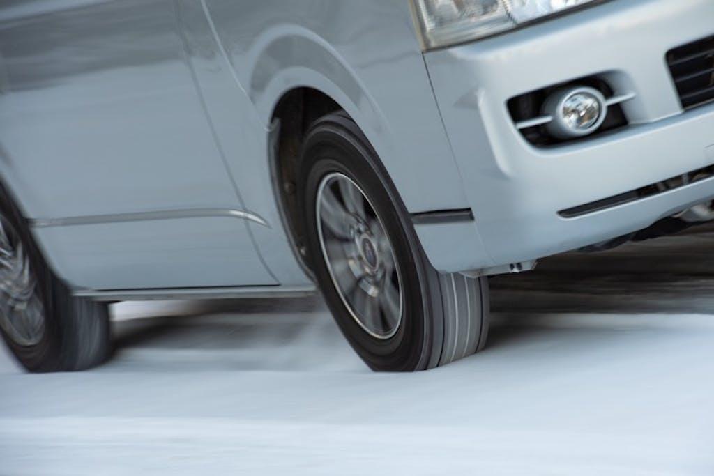 タイヤメーカーが解説する「スタッドレスタイヤとは?」その2