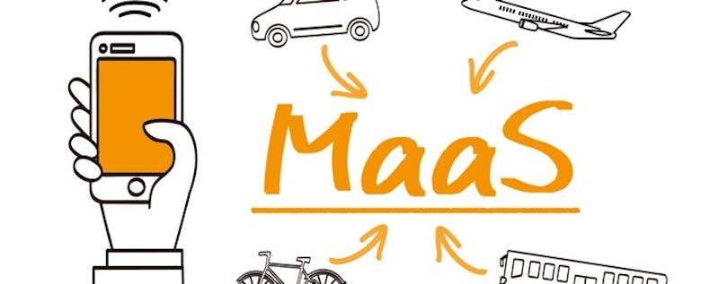 移動をより便利に豊かにする「MaaS(Mobility as a Service)」とは?