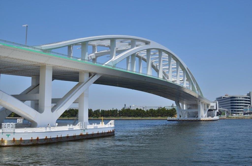 密を避けるドライブスポット!「可動橋」を渡りにドライブへ行こう!①