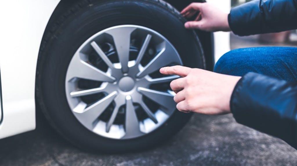 約3台に1台にあるとされる「タイヤ不具合」。もっとも多いのは何?